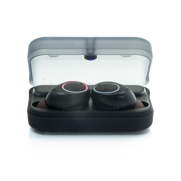 f5c9774e8bb AWEI Twins Wireless Earbuds Earphone BT5.0 With Charging Box (T3) – Viia